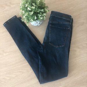 A&F NWOT Simone High Rise Super Skinny Jeans